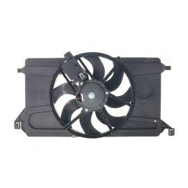 Вентилятор радиатора охлаждения с конд Ford Focus 2 (2005-2011)