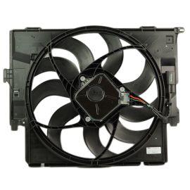 Вентилятор радиатора охлаждения (400W) BMW X1 E84 (2009-2015)