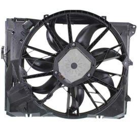 Вентилятор радиатора охлаждения (600W) BMW X3 E83 (2006-2010)