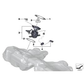 Насос топливный модуль BMW 5 F10 (2010-2016)