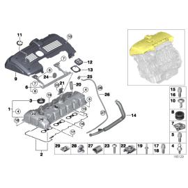 Прокладка крышки клапанов BMW 3 E90 (2005-2012)