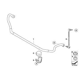 Втулка переднего стабилизатора BMW 3 E90 (2005-2012)