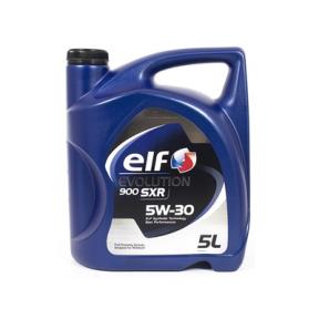 Масло моторное ELF Evolution 900 SXR 5W-30 (5 л.)