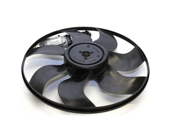Вентилятор радиатора охлаждения Mercedes C-klass W204 (2007-2015)